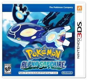 Pokémon Alpha Sapphire packaging final