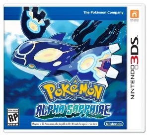 Pokémon Alpha Sapphire packaging final